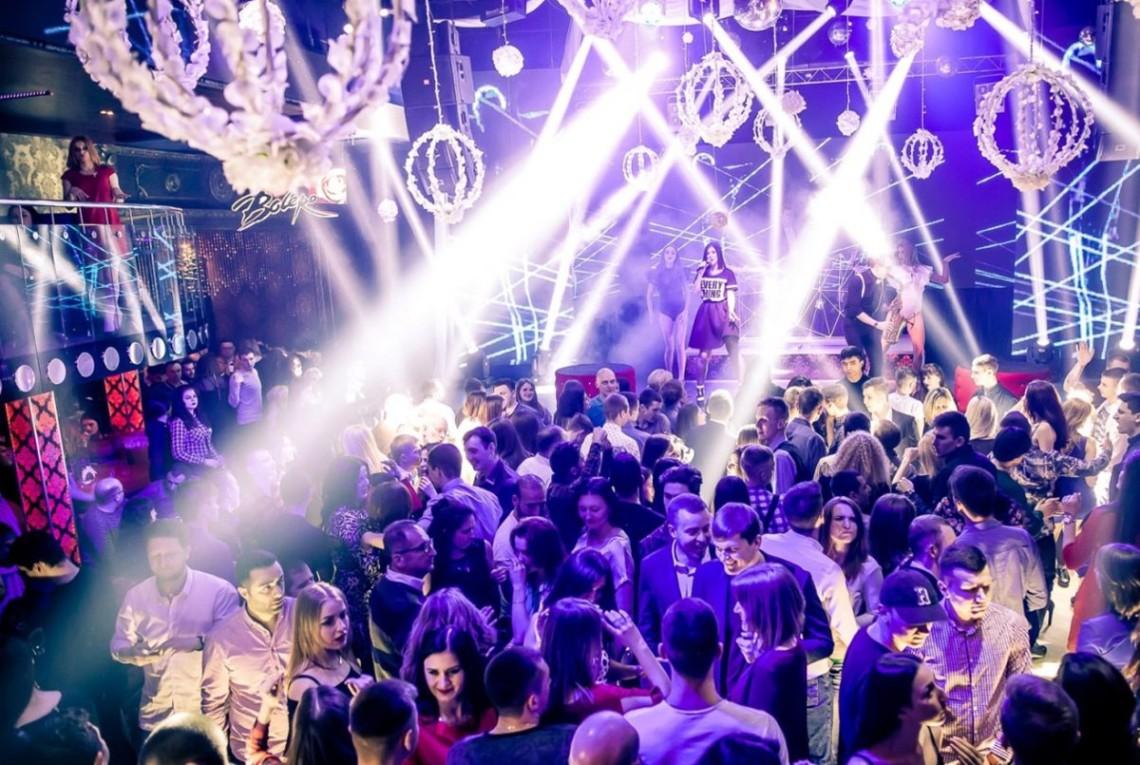 украина ночные клубы