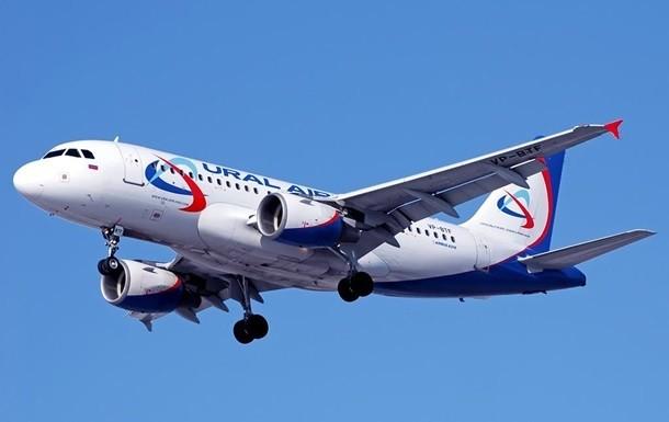 Пасажирський літак рейсу SVR346 10 липня цього року не перетинав повітряний простір на сході України.