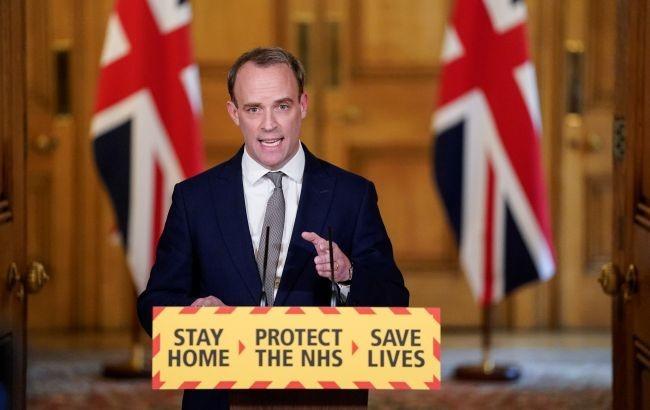 Английское  руководство  обвинило Российскую Федерацию  впопытках похитить данные овакцине откоронавируса