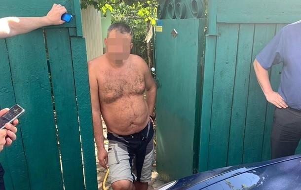 Мешканець Харкова, якого затримали за звинуваченням у співучасті в організації теракту в Луцьку, погодився співпрацювати зі слідством.