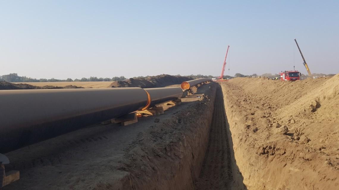 Болгария приостановила  поставку русского  газа вГрецию из-за трагедии