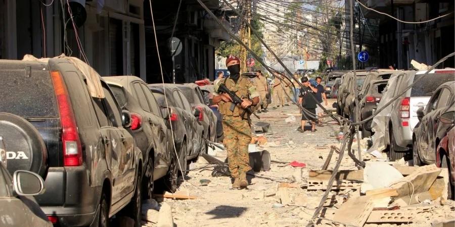 Міністр оборони США Марк Еспер заявив, що, за даними США, вибух в ліванському Бейруті стався випадково.