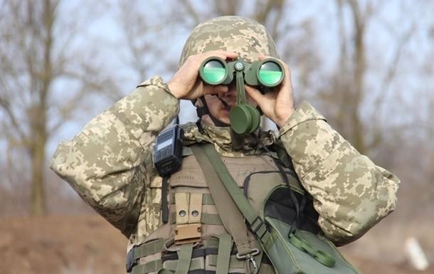 Бойовики за минулу добу двічі обстріляли позиції ЗСУ на Донбасі, українські військовослужбовці не постраждали.