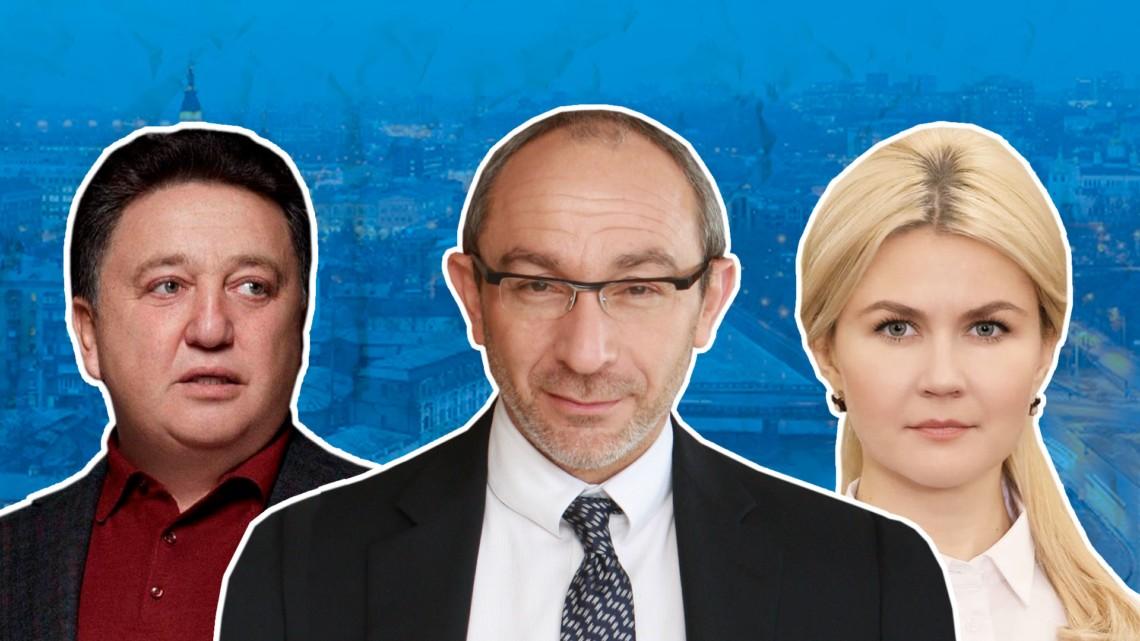 В Харькове найти достойного и сильного конкурента Геннадию Кернесу не просто. Основная борьба развернется не столько за кресло мэра, сколько за мандаты в городской и областной советы.