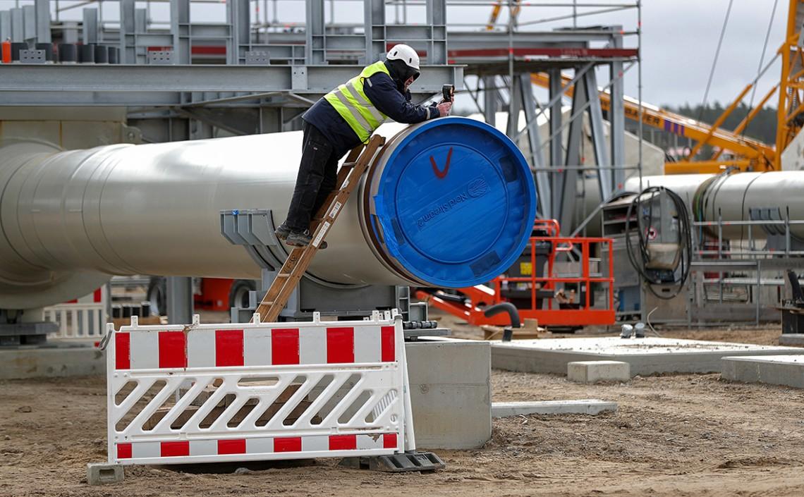 Германии написали шпаргалку, как остановить «Северный поток— 2»