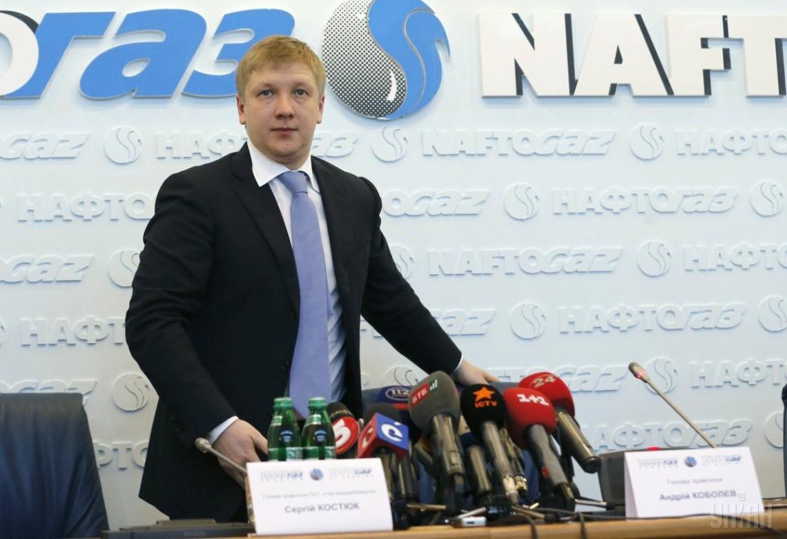 Коболєв озвучив суму, яку Газпрому доведеться заплатити за транзит газу у 2020 р. Україна повинна отримати близько 2 мільярдів доларів.