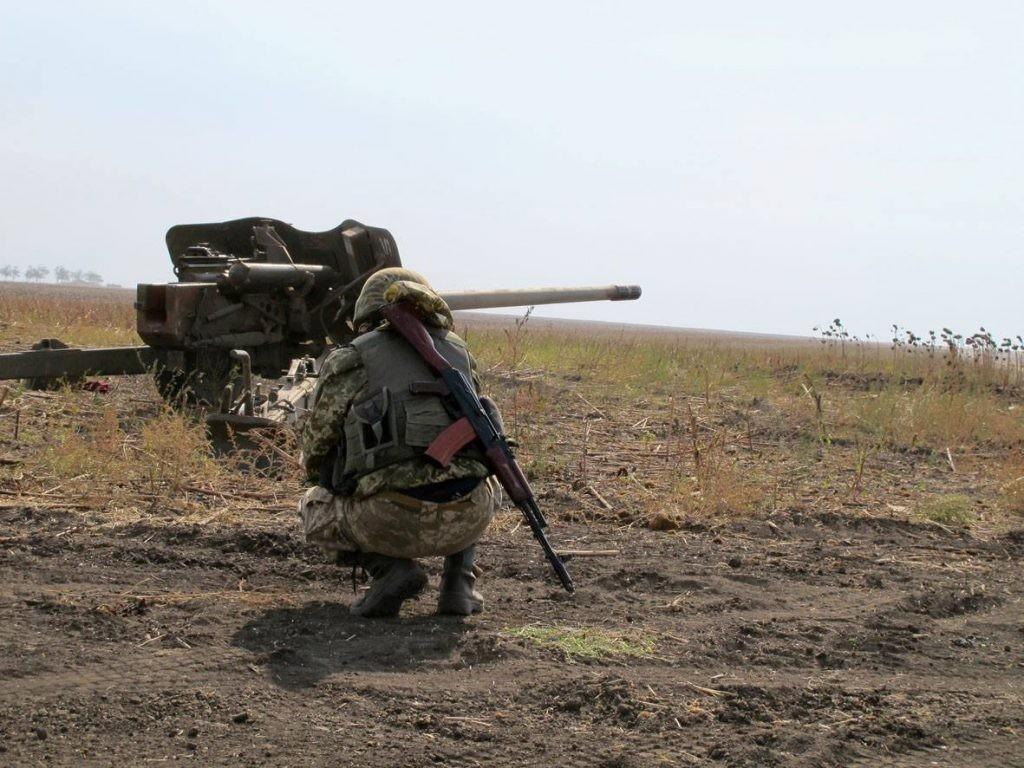 Упродовж минулої доби, 27 вересня, на ділянках відповідальності українських підрозділів зафіксовано чотири порушення режиму припинення вогню з боку збройних формувань Російської Федерації.