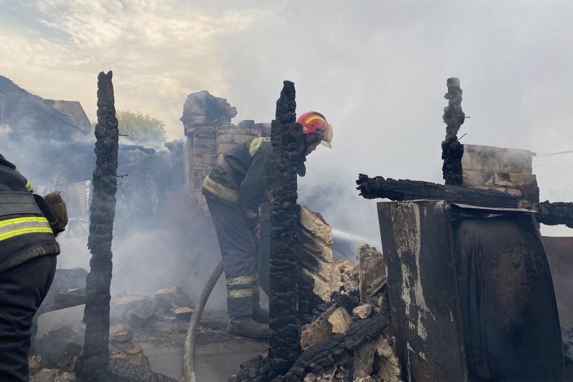 Пожары в Луганской области - объявлен режим ЧС » Слово и Дело