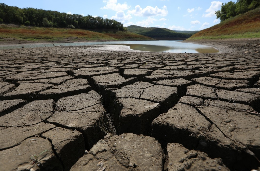 В водохранилищах Крыма критический запас воды » Слово и Дело