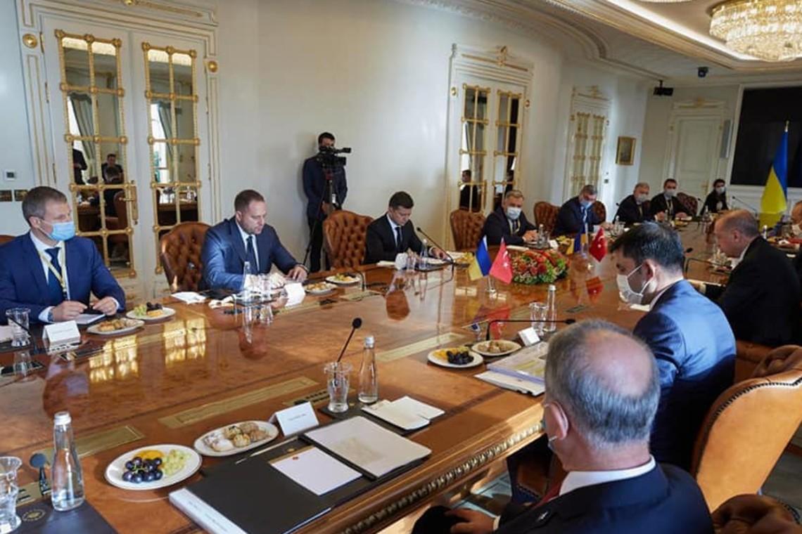 Україна в Туреччині змогла домовитися про посилення військової співпраці, а також зміцненні відносин по лінії структур безпеки.