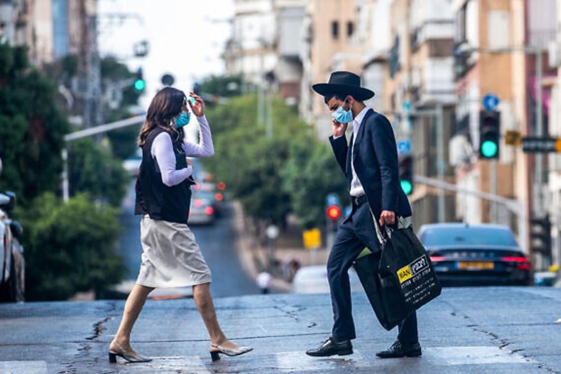 У неділю, 18 жовтня, після місяця жорсткого карантину, Ізраїль почав послаблювати обмеження.