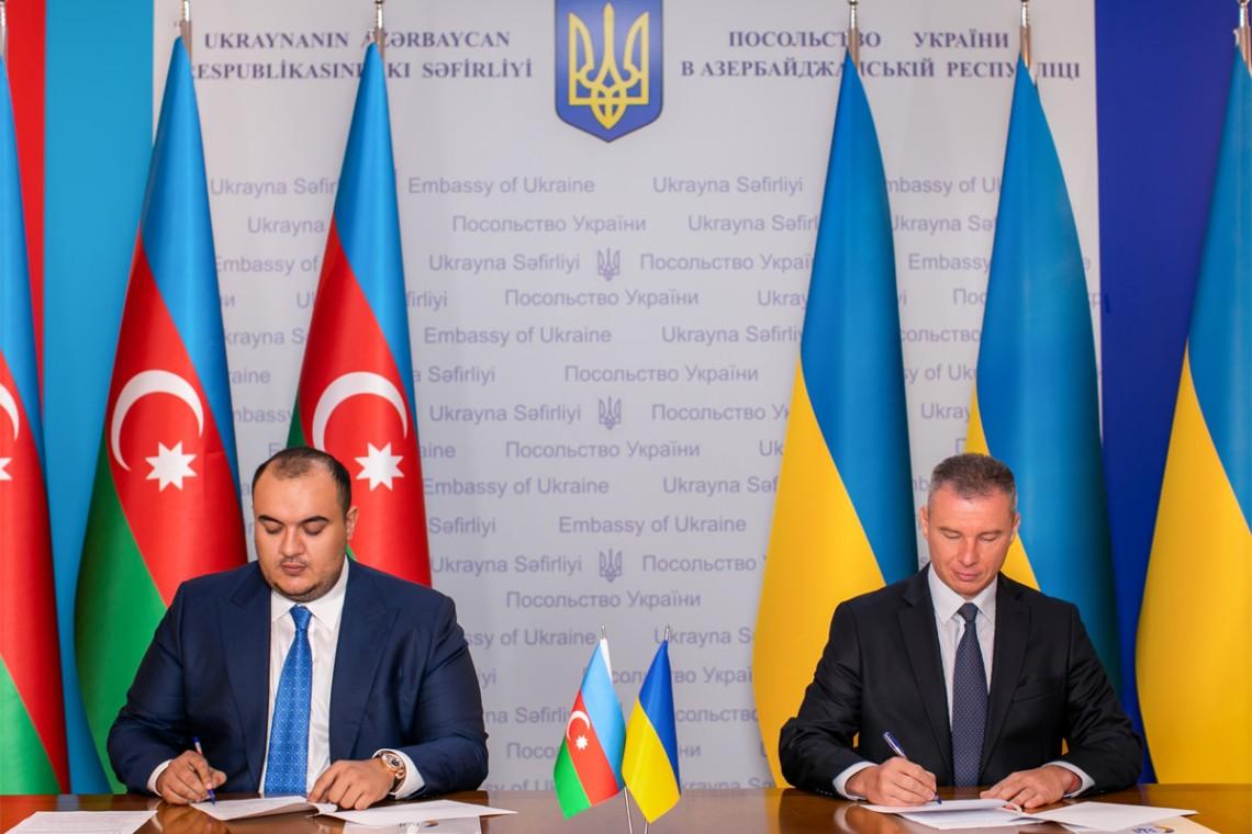 Україна відкрила перше почесне консульство в Азербайджані. Воно розташоване в місті Шемахи.