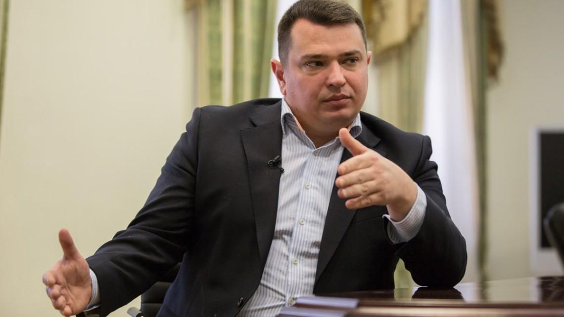 ВОфисе президента отреагировали нарешение ОАСК поСытнику