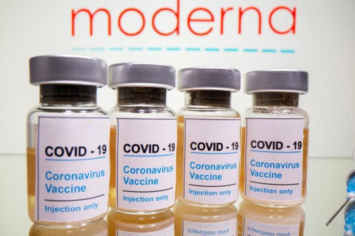Вакцина против коронавируса разработанная американской компанией Moderna показала 94,5 процента эффективности