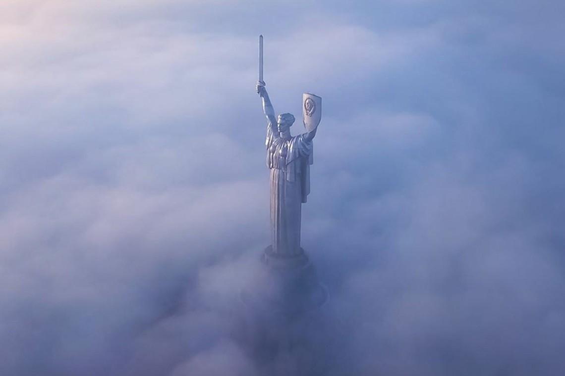 В українській столиці знову фіксують підвищений рівень забруднення повітря. Показники забруднення перевищують норму майже на 10%.