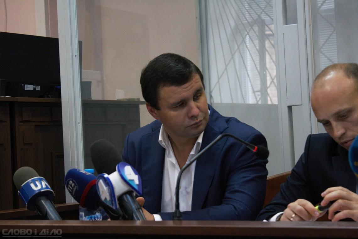 Антикорупційні органи правопорядку вручили нове повідомлення про підозру забудовнику, колишньому члену українського парламенту.