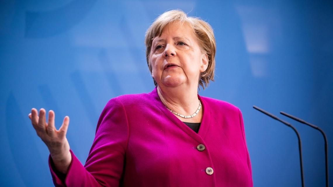 Меркель отказалась ослабить «локдаун» вГермании наНовый год