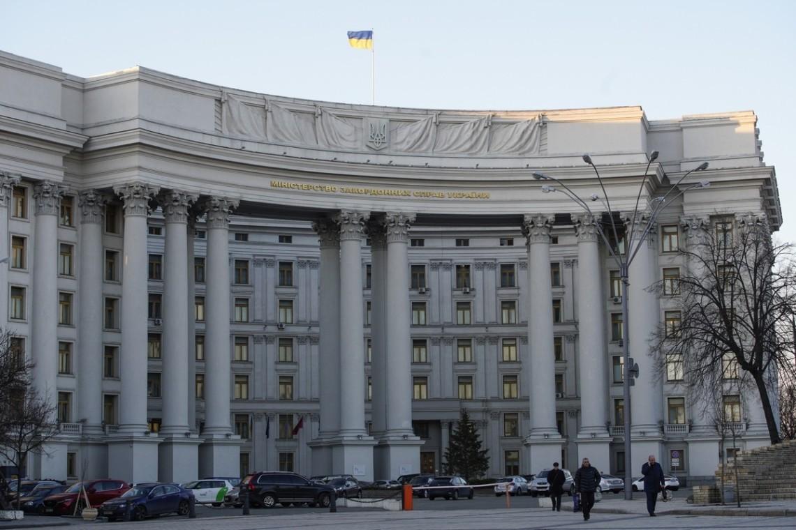 Міністерство закордонних справ України висловило протест проти розширення російського санкційного списку, до якого входять українські політики та громадські діячі.