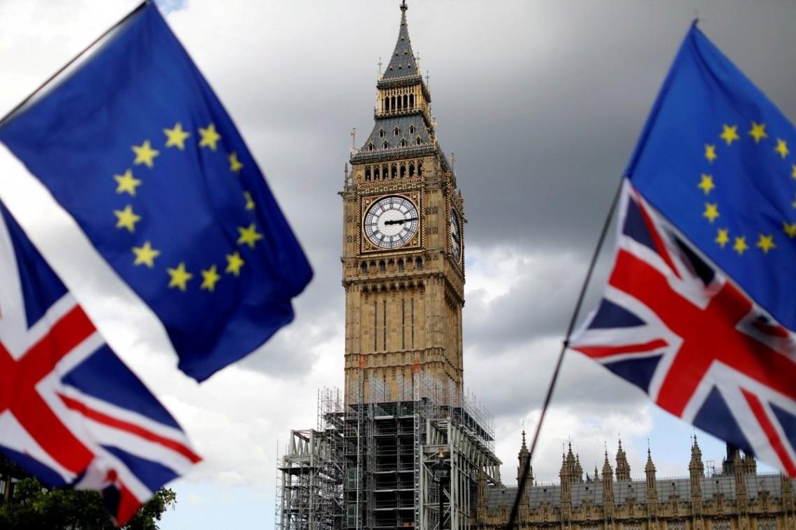Соглашением сЕС Великобритания открывает новейшую страничку истории— Джонсон