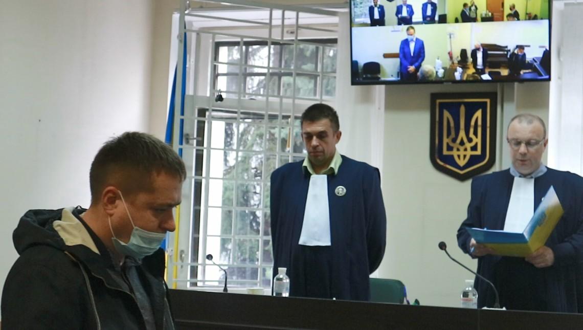 Апеляційна палата відмовила в задоволених скаргах адвоката обвинуваченого кількісного прокурору на обвинувальний вірок.