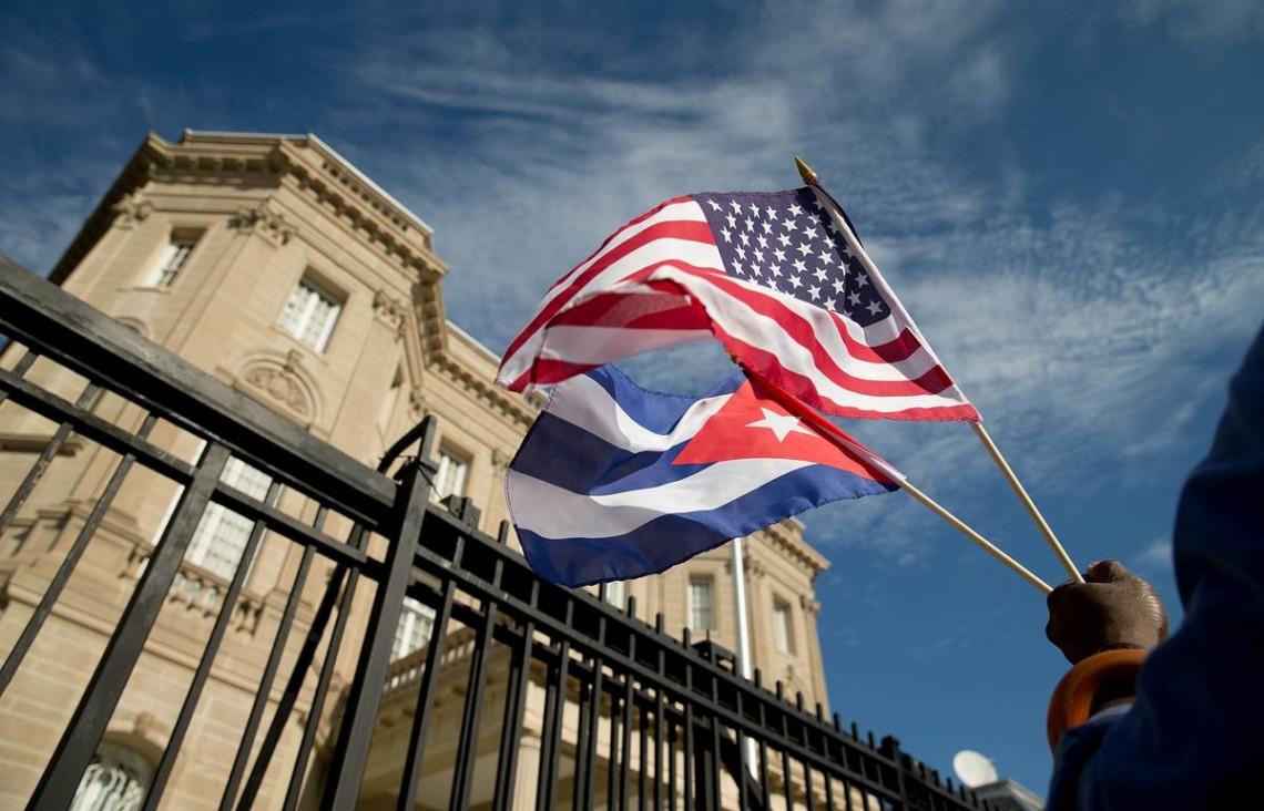 ВГаване назвали решение США поКубе циничным илицемерным