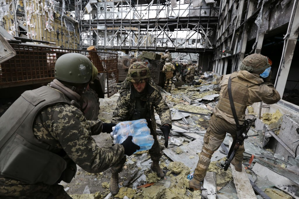 Украина поднялась в рейтинге самых мощных армий мира