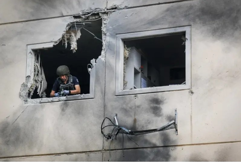 Изтерритории Сирии ракетами обстреляли Израиль