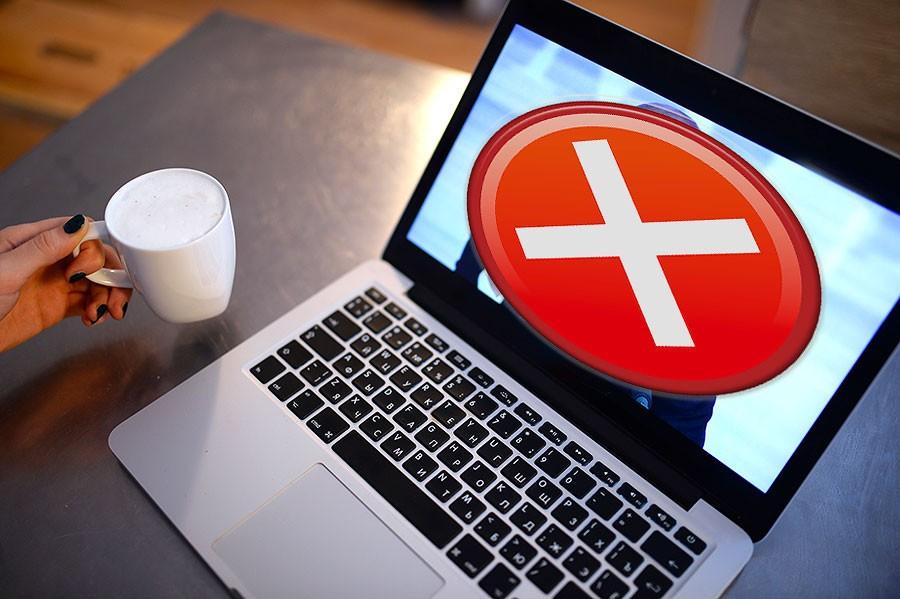 У США та Великій Британії стався глобальний збій в мережі Інтернет. Перестали працювати інтернет-магазини, комп