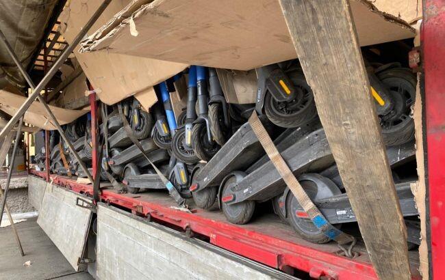 Зловмисники намагалися незаконно переправити в Україну старий електротранспорт вартістю 2 млн гривень.