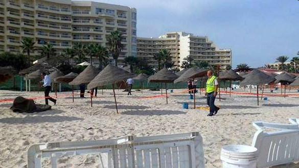Сьогодні в Тунісі на курорті Сус стався теракт, в результаті якого загинули щонайменше 27 осіб. В українському МЗС повідомляють про одну поранену українку.
