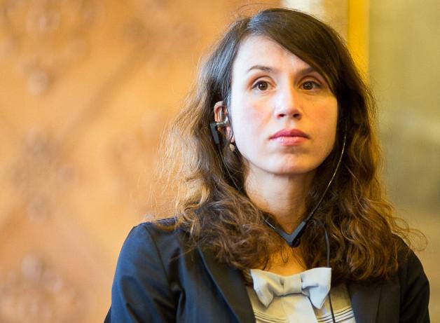 Нардеп і урядовий уповноважений з питань антикорупційної політики Тетяна Чорновол вимагає від ГПУ передати справу щодо скандальних «вишок Бойка» на розслідування в МВС.