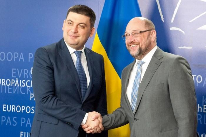 Президент Європейського парламенту Мартін Шульц відвідає Верховну Раду 3 липня на запрошення українського спікера Володимира Гройсмана.
