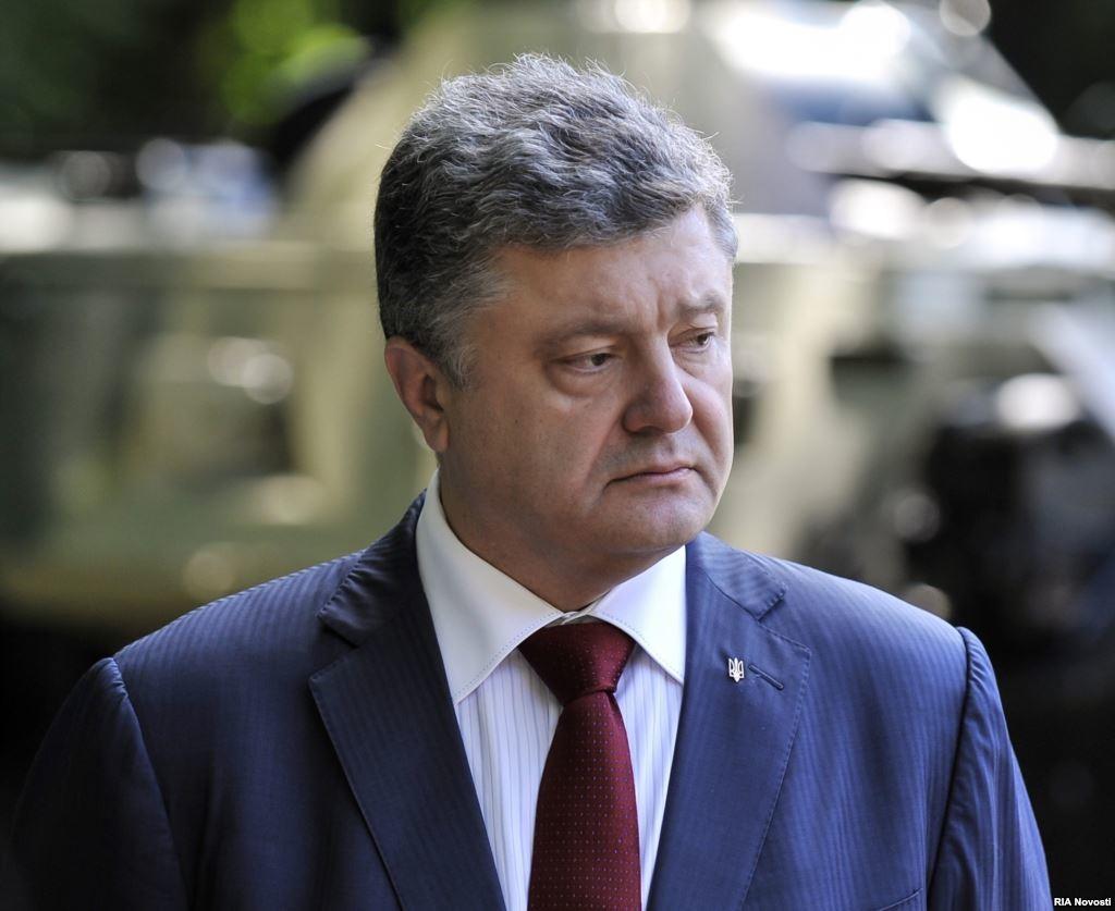 Президент України Петро Порошенко підписав закон про мораторій на експорт лісо- та пиломатеріалів в необробленому вигляді.