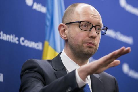 Прем'єр-міністр України Арсеній Яценюк оголосив про денонсацію угоди України з РФ щодо спільної добудови 3 і 4 енергоблоків Хмельницької атомної електростанції.