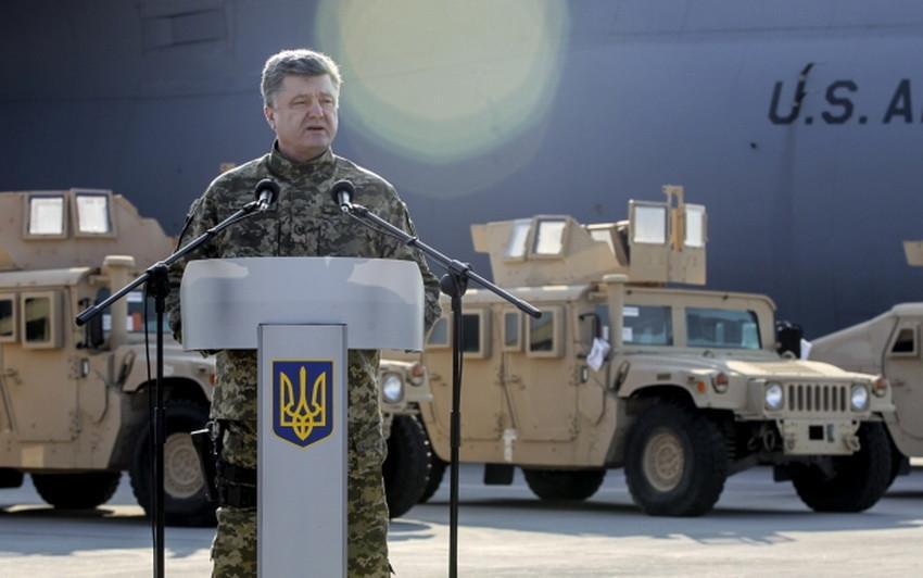 Українські Збройні сили отримали лише 30 броньованих автівок «Хаммер» із загального обсягу в 230 броньовиків, обіцяних їм американською стороною.