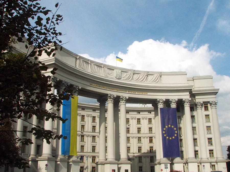 Виконувача обов'язків генерального консула Російської Федерації в Одесі оголошено персоною нон грата.