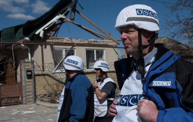 Напередодні чергової зустрічі контактної групи в Мінську заступник голови моніторингової місії ОБСЄ Александр Хуг констатував високий ризик нової ескалації конфлікту на Донбасі.