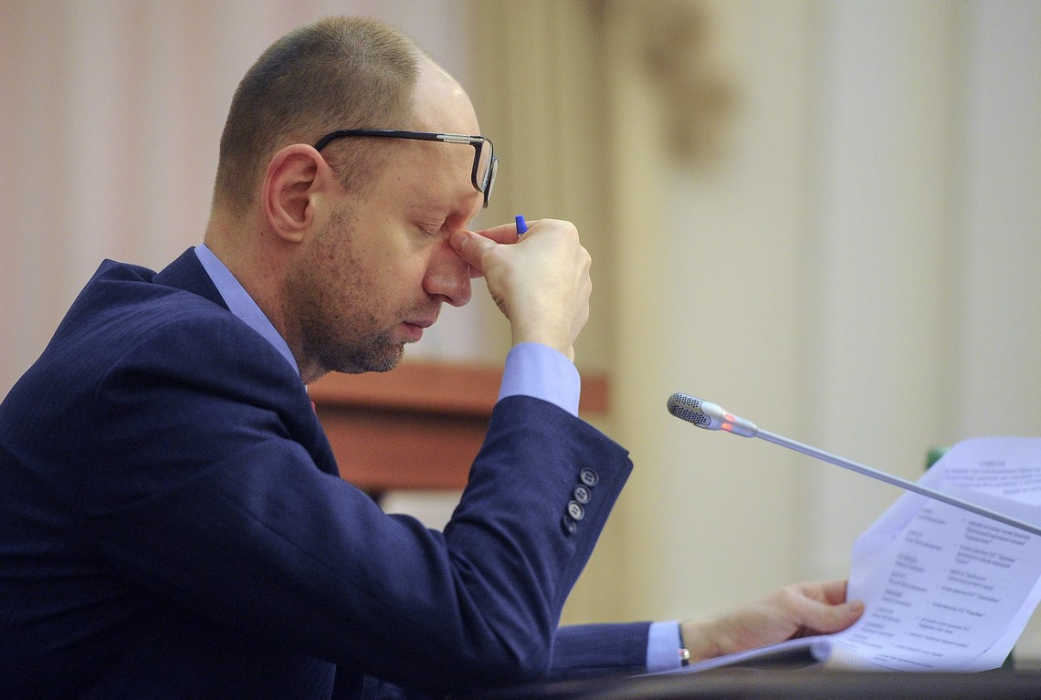 Ідею реформування єдиного соціального внеску Арсеній Яценюк анонсував ще наприкінці липня минулого року, однак досі бажаного ефекту вона не принесла.