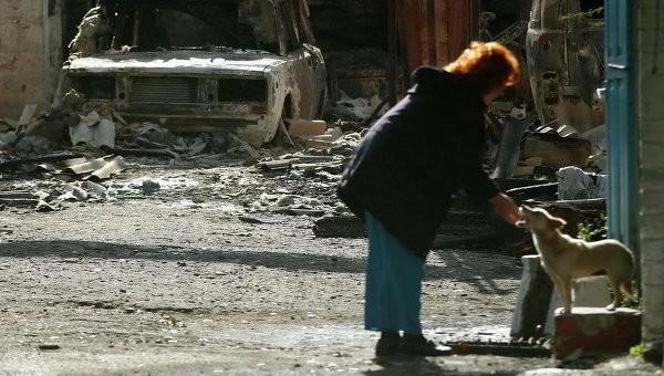 Замість необхідних 4,4 млрд гривень, на відновлення Луганської області Кабмін виділив тільки 150 мільйонів гривень.