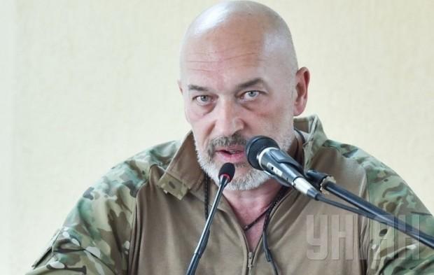 Керівник Луганської військово-цивільної адміністрації Георгій Тука повідомив про брак виділеного бюджету для утримання людей з окупованих територій.