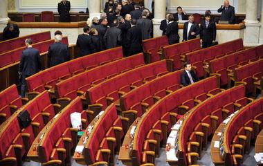 Позафракційний народний депутат Андрій Денисенко закликав колег до створення нової більшості у Верховній Раді.