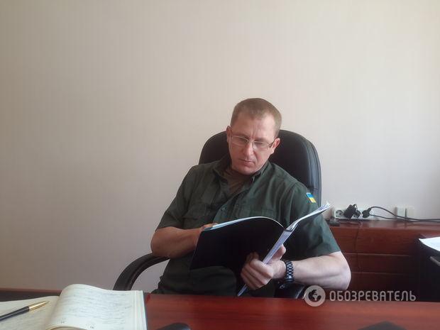 Начальник ГУ МВС України в Донецькій області В'ячеслав Аброськін повідомив, що з 18 тисяч донецьких міліціонерів залишилося працювати лише 6,5 тисяч.