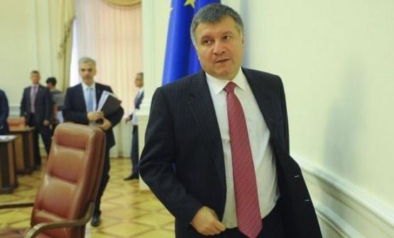 Глава МВС Арсен Аваков наполягає на тому, що вилучені 2,5 тонни бурштину не належать державній компанії «Укрбурштин».