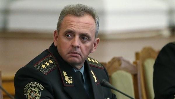 Начальник Генерального штабу ВСУ вважає, що українські війська при відході з Дебальцевого завдали противнику максимальних збитків.