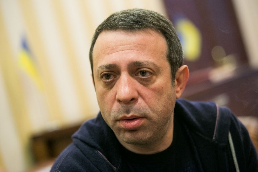 Політрада партії «Укроп» ухвалила рішення висунути Геннадія Корбана кандидатом на посаду міського голови Києва.