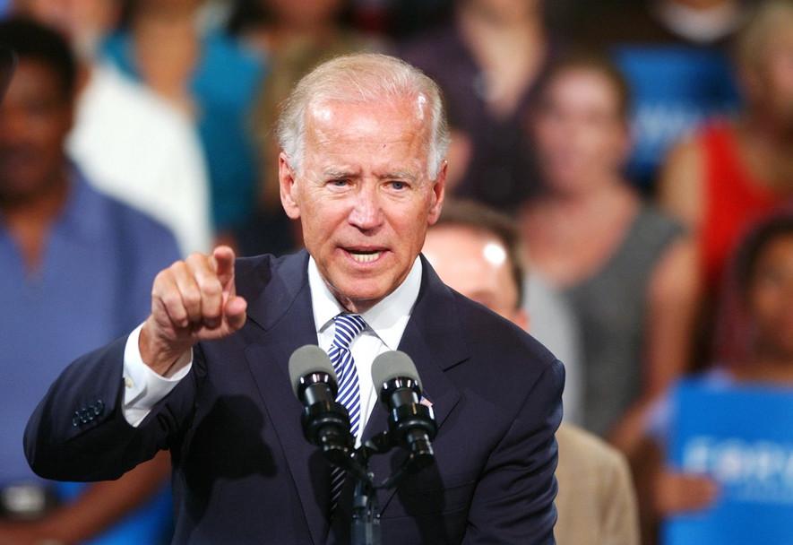 Віце-президент США Джозеф Байден різко розкритикував заяви лідерів бойовиків про наміри взяти під свій контроль додаткові території.
