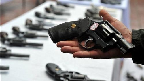 Принят ли закон об огнестрельном оружии