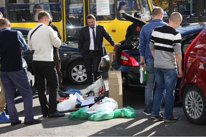 Служба безпеки України спільно з Генеральною прокуратурою затримали за хабар голову Державної служби зайнятості.