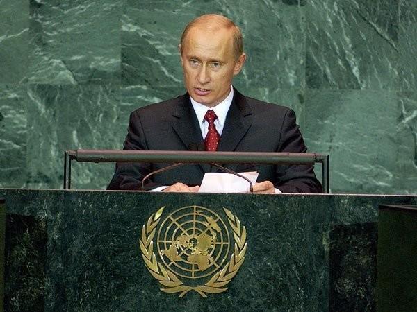 Однією з тем виступу російського президента Володимира Путіна на Генеральній асамблеї ООН буде «одержимість Заходу санкційними мірами», в тому числі і щодо Росії.
