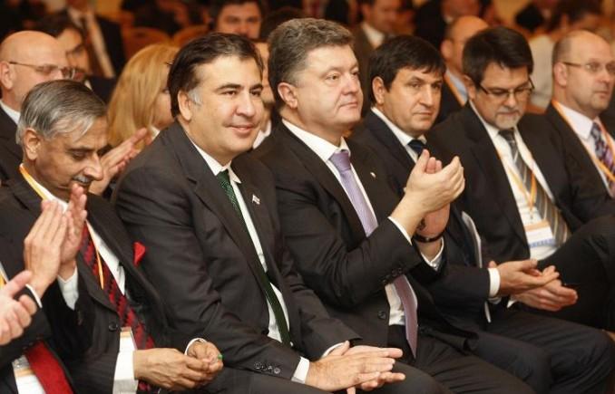 Глава Одеської обласної державної адміністрації Міхеіл Саакашвілі не буде балотуватися на місцевих виборах в Одеській області.